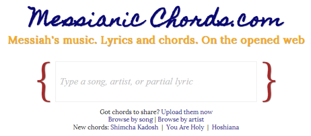 Messianic Chords