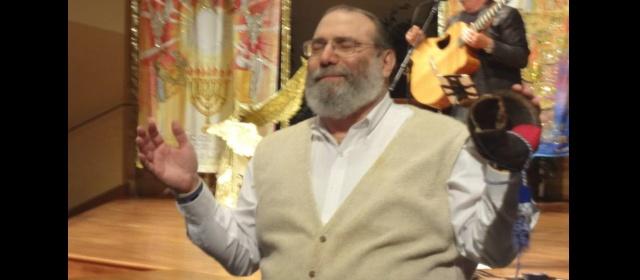 Rabbi Ed Rothman at Tabernacle of David